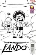 Star Wars Lando (2015 Marvel)  1SDCC