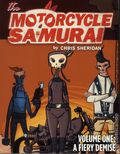 Motorcycle Samurai TPB (2015 IDW/Top Shelf) 1-1ST