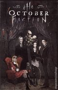 October Faction TPB (2015 IDW) 1-1ST
