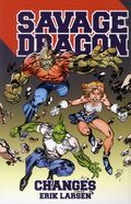 Savage Dragon Changes TPB (2015 Image) 1-1ST
