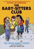 Baby-Sitters Club HC (2015 Scholastic) Full Color Edition 2-1ST