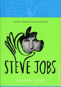 Steve Jobs: Insanely Great HC (2015 Schwartz and Wade Books) 1-1ST