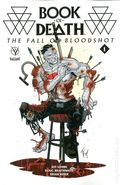Book of Death Fall of Bloodshot (2015 Valiant) 1D