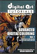 Digital Art Tutorials: Advanced Digital Coloring DVD (2015 Image) ITEM#1