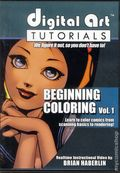Digital Art Tutorials: Beginning Digital Coloring (2015 Image) ITEM#1