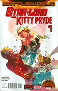 Star-Lord and Kitty Pryde (2015) 1A