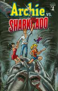 Archie vs. Sharknado (2015) 1A