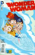 Wonder Woman (2011 4th Series) 42B