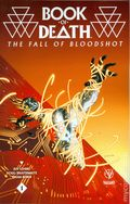 Book of Death Fall of Bloodshot (2015 Valiant) 1C