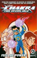 Chakra the Invincible (2015 Graphic India) 1