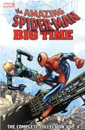 Amazing Spider-Man Big Time TPB (2012-2015 Marvel) Ultimate/Complete Collection 4-1ST