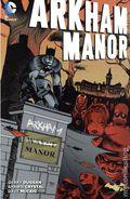 Arkham Manor TPB (2015 DC) 1-1ST