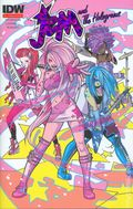 Jem and the Holograms (2015 IDW) 1PLUGC