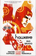 Hawkeye TPB (2013-2016 Marvel NOW) By Matt Fraction and Jeff Lemire 4-1ST