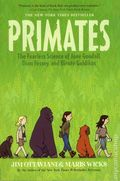 Primates: The Fearless Science of Jane Goodall, Dian Fossey, and Biruté Galdikas GN (2015) 1-1ST