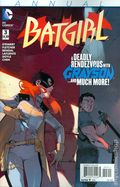 Batgirl (2011 4th Series) Annual 3