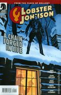 Lobster Johnson A Chain Forged in Life (2015 Dark Horse) 0