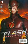 Flash Season Zero (2014 DC) 11