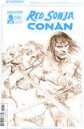 Red Sonja Conan (2015 Dynamite) 1E