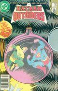 Batman and the Outsiders (1983) Mark Jewelers 19MJ