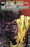 Star Trek/Planet of the Apes The Primate Directive TPB (2015 IDW/Boom Studios) 1-1ST