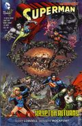 Superman Krypton Returns TPB (2015 DC Comics The New 52) 1-1ST