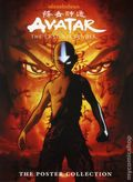 Avatar The Last Airbender The Poster Collection SC (2015 Dark Horse) 1-1ST