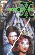 X-Files Season 11 (2015 IDW) 1D