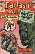 Fantastic Four (1961-96) UK Edition 16UK