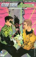 Star Trek Green Lantern (2015 IDW) 2A