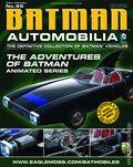 Batman Automobilia: The Definitive Collection of Batman Vehicles (2013- Eaglemoss) Figurine and Magazine FIG-65