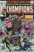 Champions (1975 Marvel) Mark Jeweler 17MJ