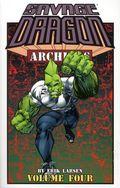Savage Dragon Archives TPB (2006- Image) By Erik Larsen 4-1ST