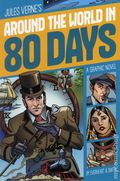 Around the World in 80 Days GN (2015 Stone Arch Books) 1-1ST