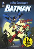 Batman The Terrible Trio SC (2015 Capstone) You Choose Stories 1-1ST