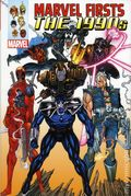 Marvel Firsts The 1990s Omnibus HC (2015 Marvel) 1-1ST