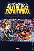 X-Men/Avengers Onslaught Omnibus HC (2015 Marvel) 1-1ST