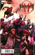 House of M (2015 2nd Series) 1B