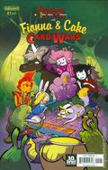Adventure Time Fionna and Cake Card Wars (2015 Boom) 2B