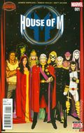 House of M (2015 2nd Series) 1A