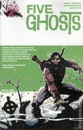 Five Ghosts TPB (2013-2015 Image) 3-1ST