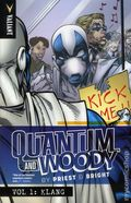 Quantum and Woody TPB (2015 Valiant) By Priest and Bright 1-1ST