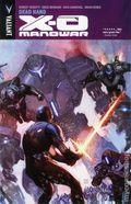 X-O Manowar TPB (2012 Valiant) 9-1ST