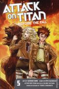 Attack on Titan Before the Fall GN (2014 Kodansha Digest) 5-1ST