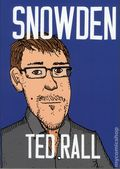 Snowden GN (2015 First Second Books) 1-1ST