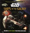 Star Wars Ships of the Galaxy HC (2015 Studio Fun) Journey to Star Wars: The Force Awakens 1-1ST