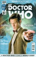 Doctor Who Four Doctors (2015 Titan) 3B
