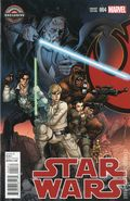 Star Wars (2015 Marvel) 4GAMESTOP-REB