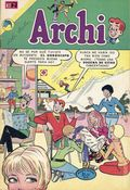 Archie (1954 Archi) Mexican Series 504