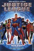 Justice League Secret Origins SC (2002 Bantam Books) Young Reader 1-1ST
